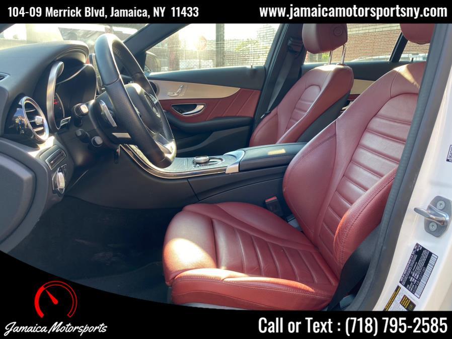 Used Mercedes-Benz C-Class C 300 Sedan 2018 | Jamaica Motor Sports . Jamaica, New York