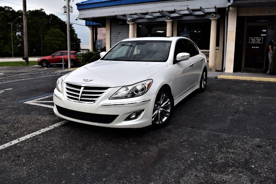 Used 2013 Hyundai Genesis in Winter Park, Florida | Rahib Motors. Winter Park, Florida