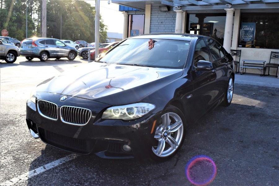 Used 2011 BMW 5 Series in Winter Park, Florida | Rahib Motors. Winter Park, Florida