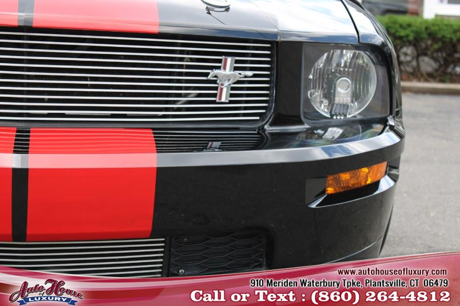 Used Ford Mustang 2dr Cpe GT Premium 2008 | Auto House of Luxury. Plantsville, Connecticut