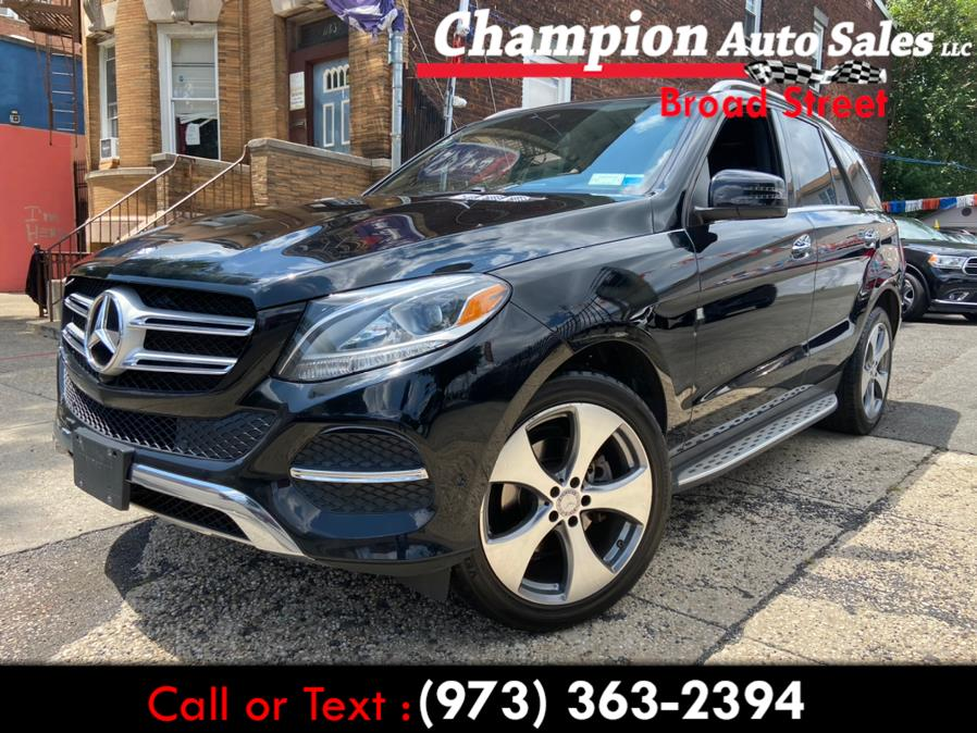 Used 2017 Mercedes-Benz GLE in Newark, New Jersey | Champion Used Auto Sales LLC. Newark, New Jersey