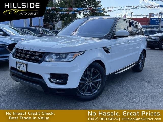 Used Land Rover Range Rover Sport HSE Td6 2016   Hillside Auto Outlet. Jamaica, New York