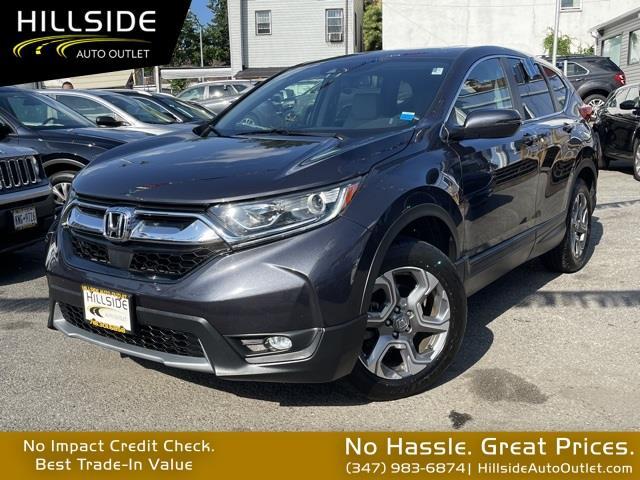 Used Honda Cr-v EX-L 2017 | Hillside Auto Outlet. Jamaica, New York