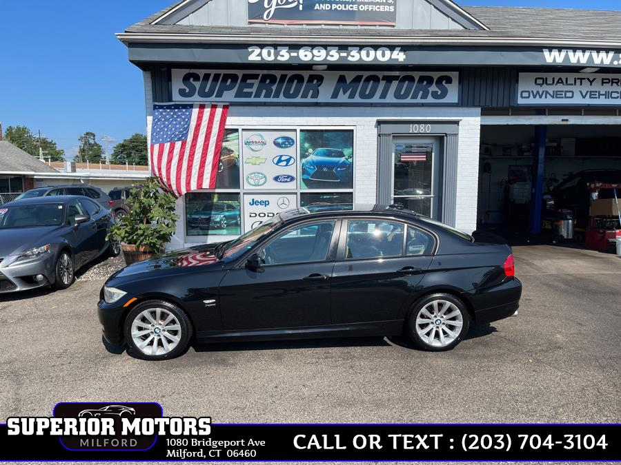 Used 2011 BMW 328XI 3 Series AWD in Milford, Connecticut   Superior Motors LLC. Milford, Connecticut