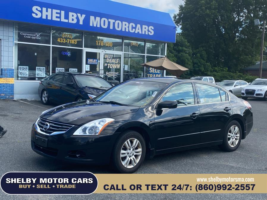 Used 2012 Nissan Altima in Springfield, Massachusetts | Shelby Motor Cars. Springfield, Massachusetts
