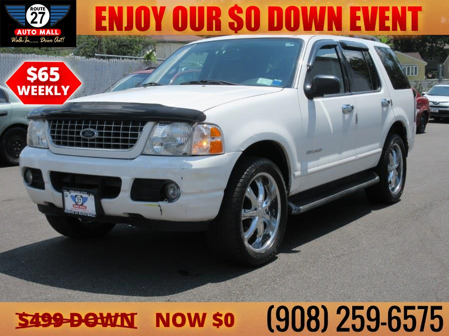 Used 2004 Ford Explorer in Linden, New Jersey | Route 27 Auto Mall. Linden, New Jersey