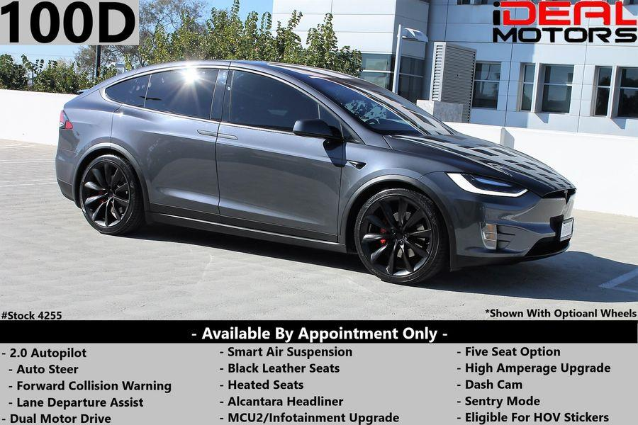 Used 2018 Tesla Model x in Costa Mesa, California | Ideal Motors. Costa Mesa, California