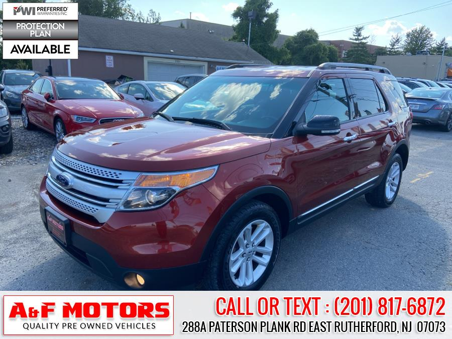 Used 2014 Ford Explorer in East Rutherford, New Jersey | A&F Motors LLC. East Rutherford, New Jersey