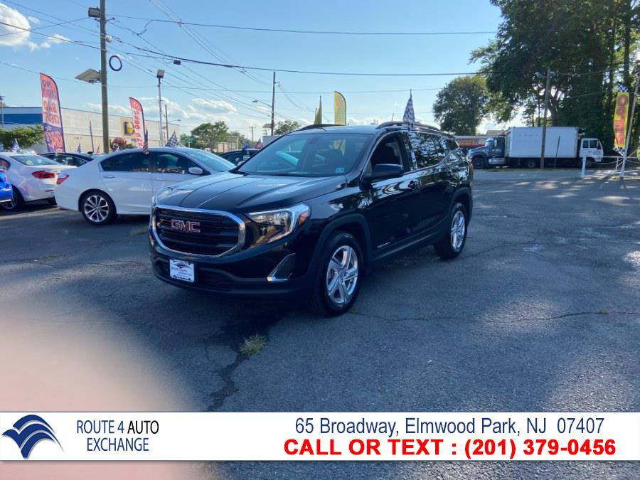 Used GMC Terrain AWD 4dr SLE 2018 | Route 4 Auto Exchange. Elmwood Park, New Jersey