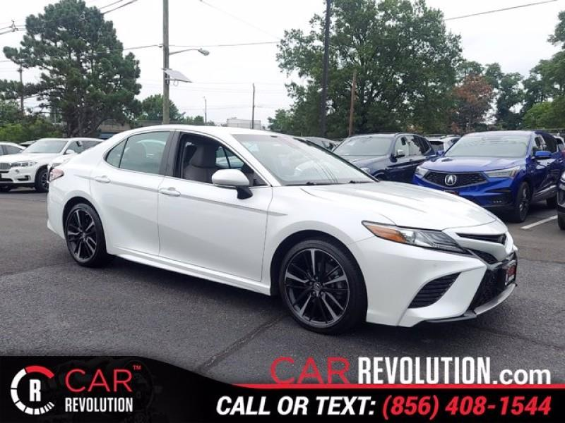 Used Toyota Camry XSE 2018   Car Revolution. Maple Shade, New Jersey