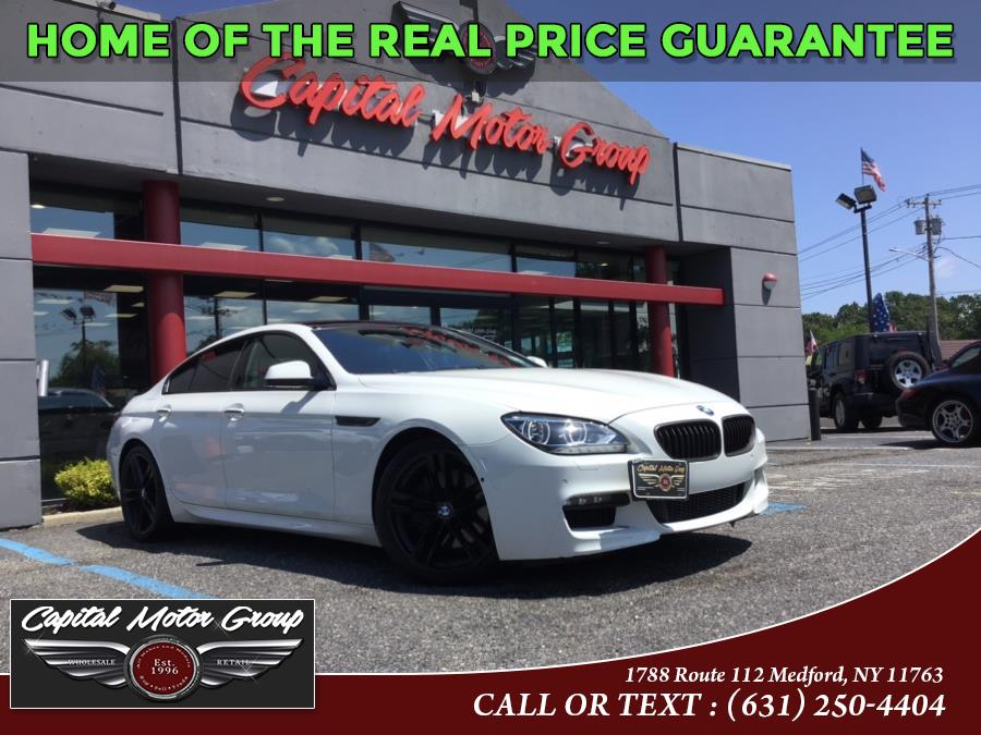 Used 2015 BMW 6 Series in Medford, New York | Capital Motor Group Inc. Medford, New York