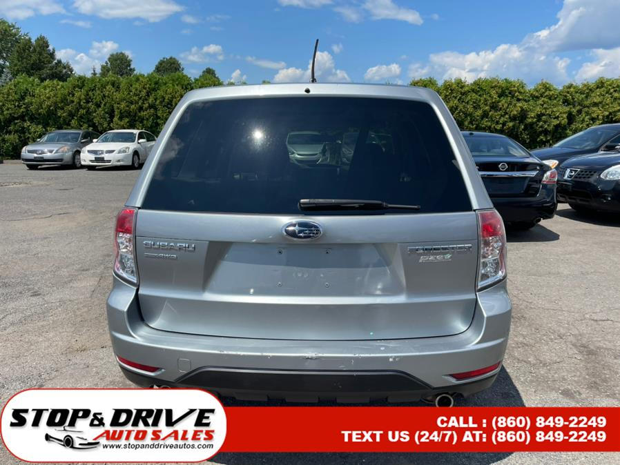 Used Subaru Forester 4dr Auto 2.5X 2010 | Stop & Drive Auto Sales. East Windsor, Connecticut