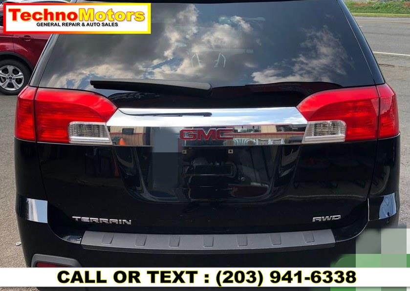 Used GMC Terrain AWD 4dr SLE w/SLE-1 2014 | Techno Motors . Danbury , Connecticut
