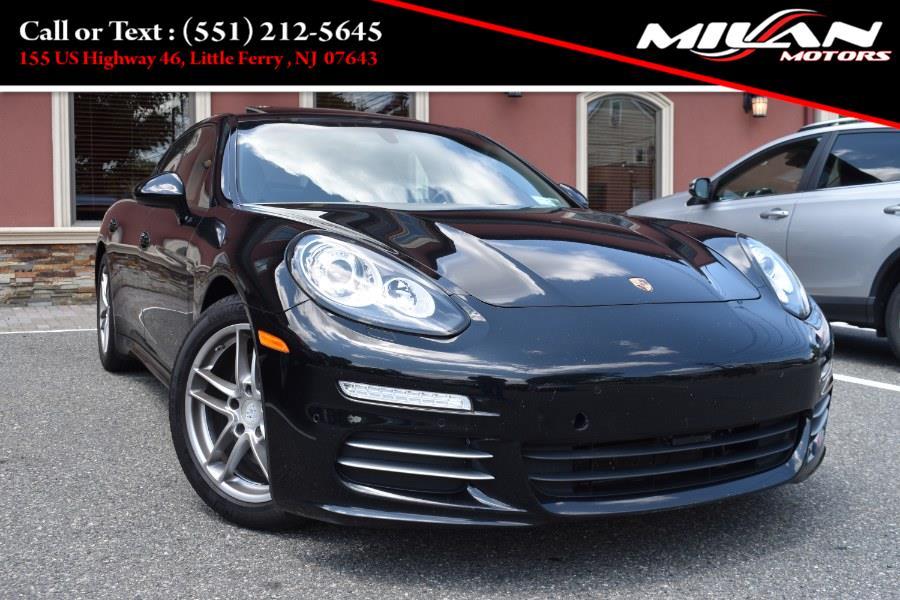 Used Porsche Panamera 4dr HB 4 2015 | Milan Motors. Little Ferry , New Jersey