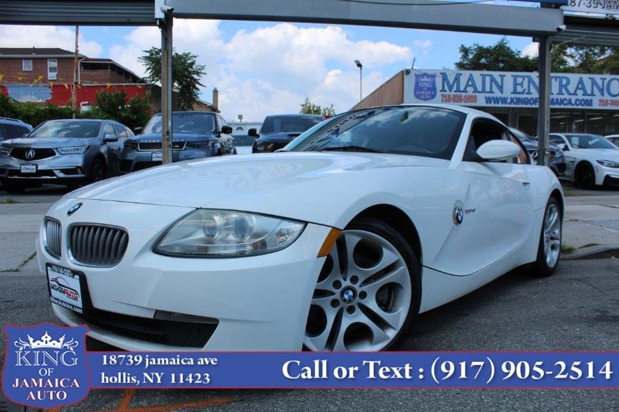 Used BMW Z4 2dr Cpe 3.0si 2008 | King of Jamaica Auto Inc. Hollis, New York