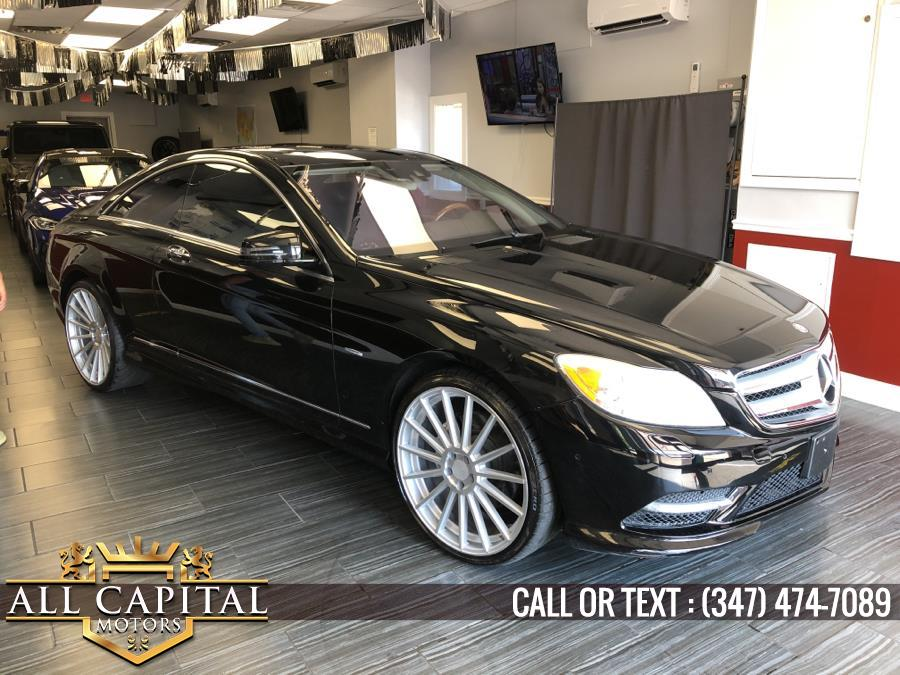 Used 2011 Mercedes-Benz CL-Class in Brooklyn, New York | All Capital Motors. Brooklyn, New York