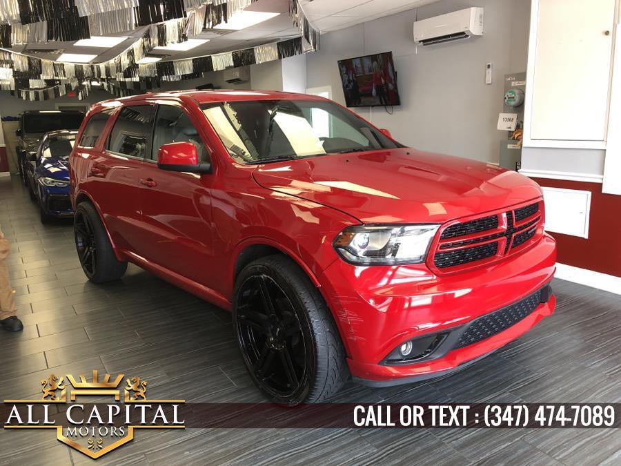 Used 2016 Dodge Durango in Brooklyn, New York | All Capital Motors. Brooklyn, New York