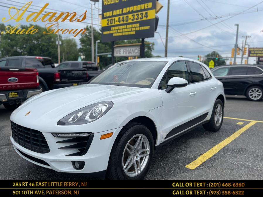 Used Porsche Macan AWD 2017 | Adams Auto Group . Little Ferry , New Jersey