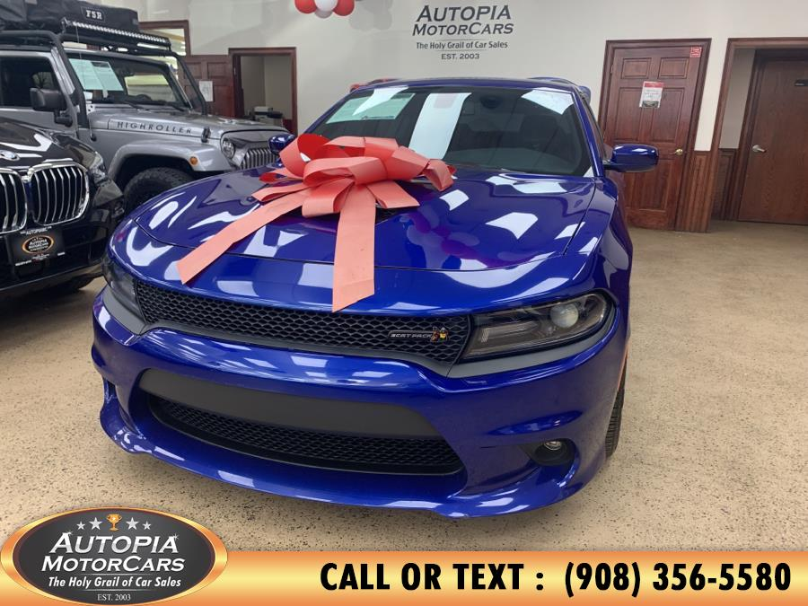 Used Dodge Charger R/T Scat Pack RWD 2018 | Autopia Motorcars Inc. Union, New Jersey