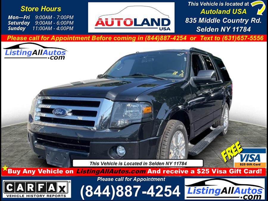 Used Ford Expedition  2013 | www.ListingAllAutos.com. Patchogue, New York