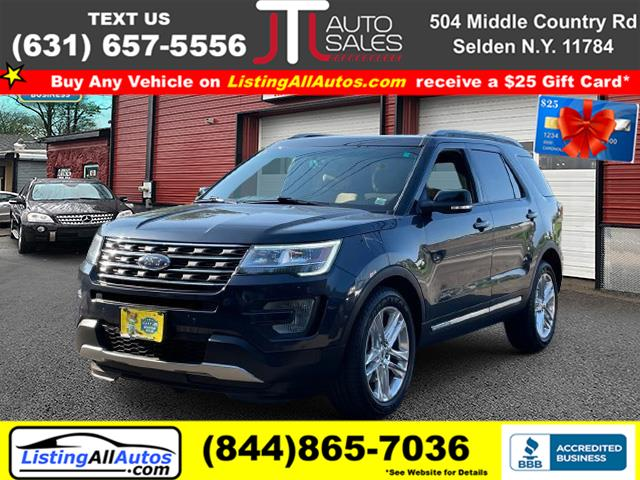 Used 2017 Ford Explorer in Patchogue, New York | www.ListingAllAutos.com. Patchogue, New York