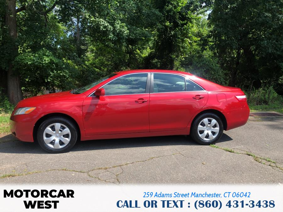 Used Toyota Camry 4dr Sdn I4 Auto LE (Natl) 2008 | Motorcar West. Manchester, Connecticut