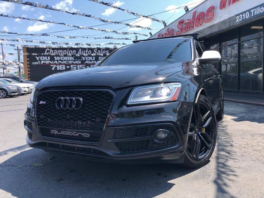 Used 2014 Audi SQ5 in Bronx, New York | Champion Auto Sales. Bronx, New York