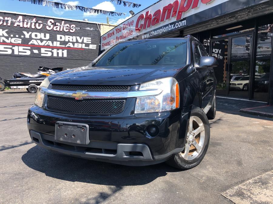 Used 2007 Chevrolet Equinox in Bronx, New York | Champion Auto Sales. Bronx, New York