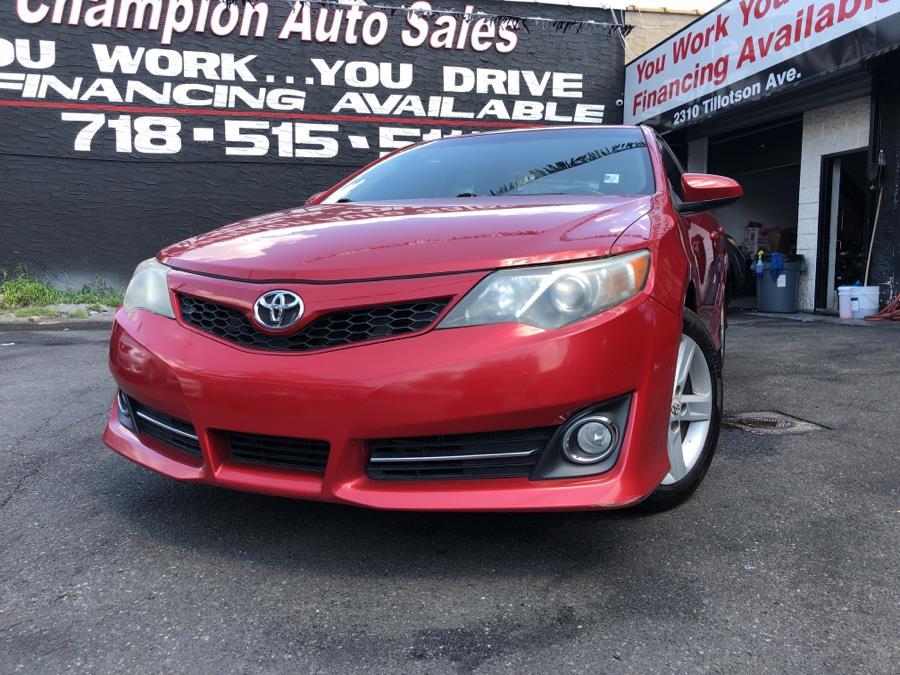 Used 2012 Toyota Camry in Bronx, New York | Champion Auto Sales. Bronx, New York