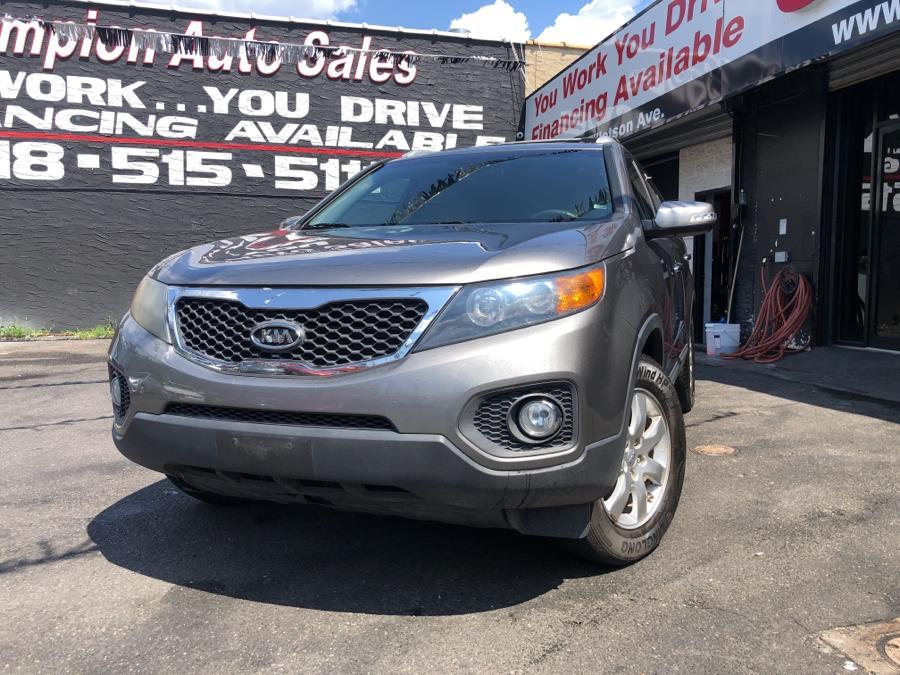 Used 2012 Kia Sorento in Bronx, New York | Champion Auto Sales. Bronx, New York