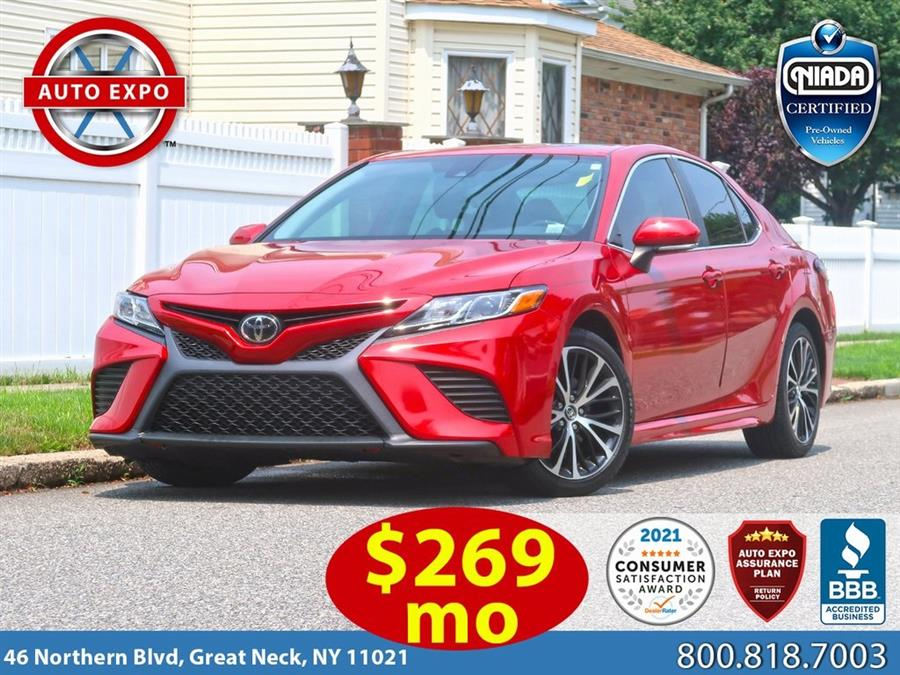 Used Toyota Camry  2019 | Auto Expo Ent Inc.. Great Neck, New York