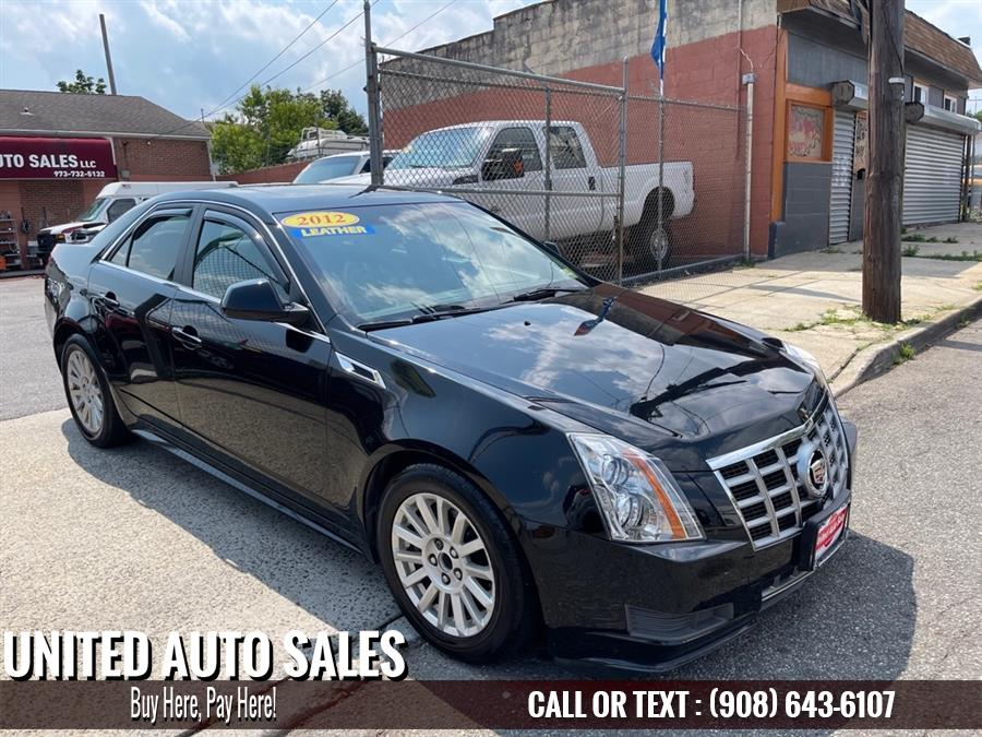 Used 2012 Cadillac Cts in Newark, New Jersey | United Auto Sale. Newark, New Jersey