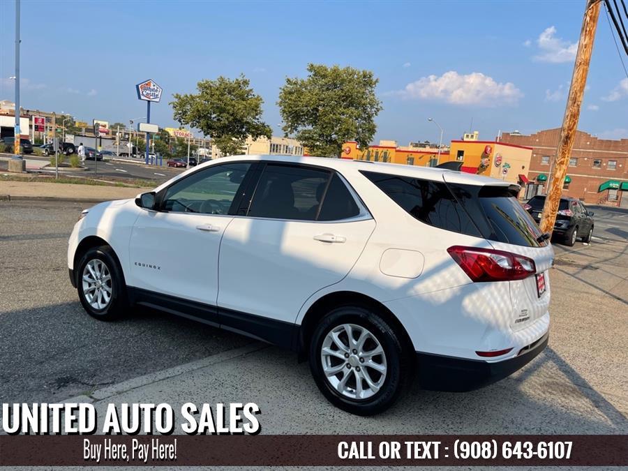 Used Chevrolet Equinox LT 2018 | United Auto Sale. Newark, New Jersey