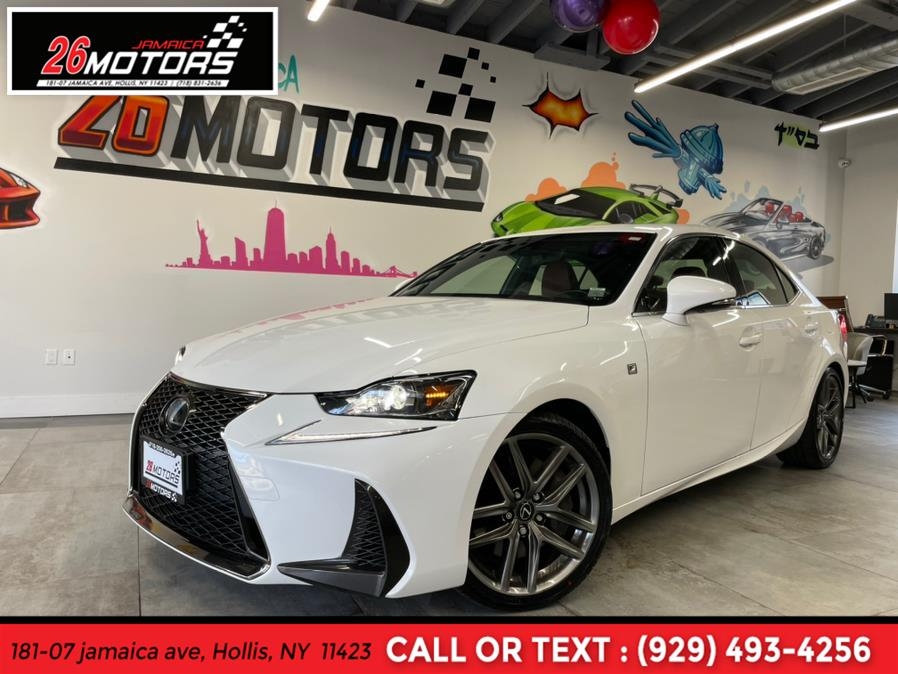 Used 2017 Lexus IS F Sport in Hollis, New York | Jamaica 26 Motors. Hollis, New York