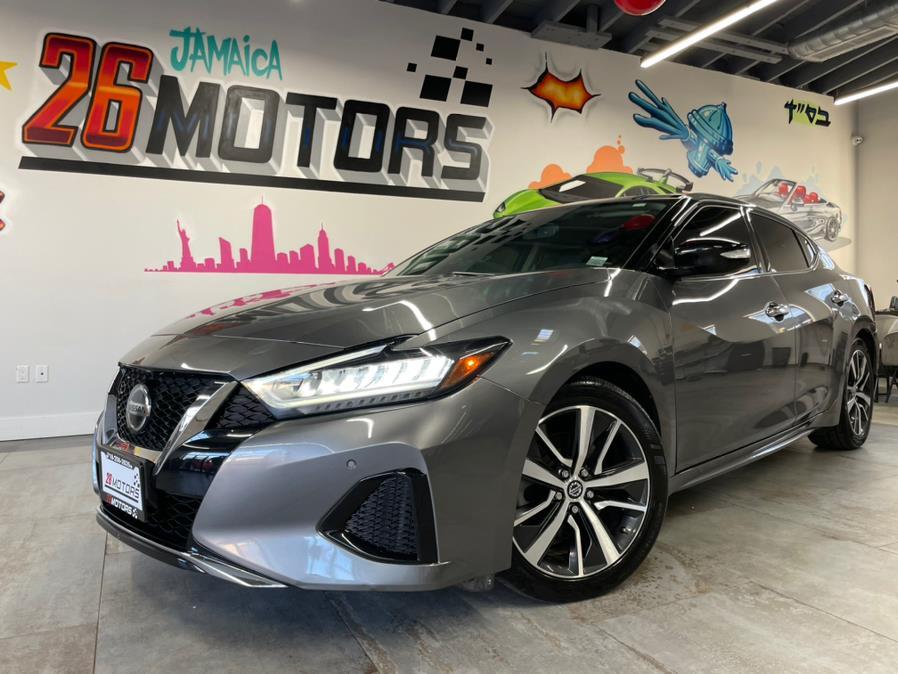 Used 2019 Nissan Maxima SL in Hollis, New York | Jamaica 26 Motors. Hollis, New York