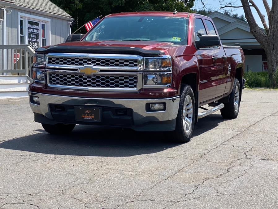 "Used Chevrolet Silverado 1500 4WD Double Cab 143.5"" LT w/1LT 2014 | Lava Motors 2 Inc. Canton, Connecticut"