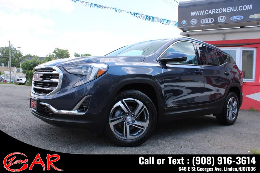Used GMC Terrain AWD 4dr SLT 2018 | Car Zone. Linden, New Jersey