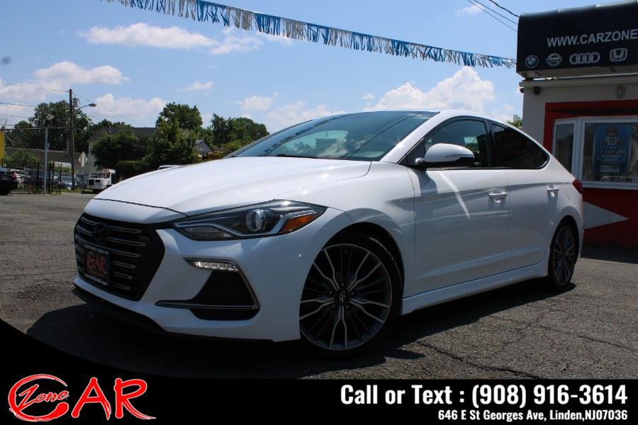 Used Hyundai Elantra Sport 1.6T Auto (Ulsan) 2018 | Car Zone. Linden, New Jersey