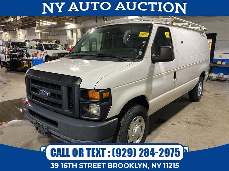 Used Ford Econoline Cargo Van E-250 Commercial 2010 | NY Auto Auction. Brooklyn, New York