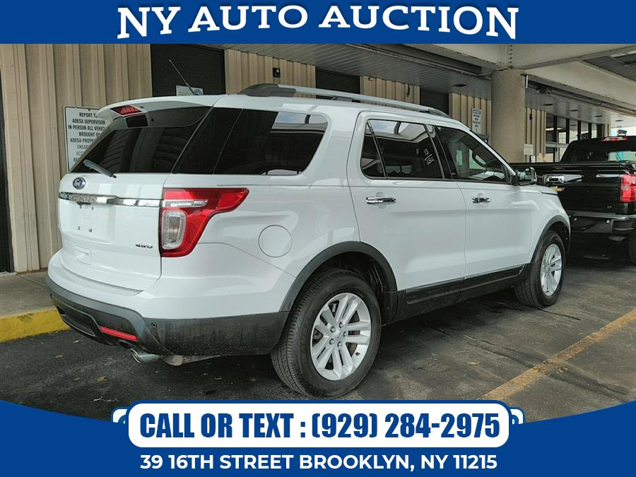 Used Ford Explorer 4WD 4dr XLT 2013   NY Auto Auction. Brooklyn, New York