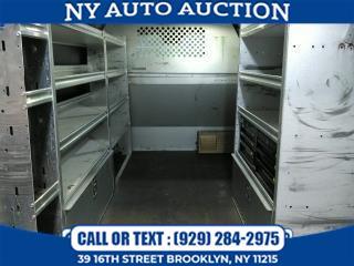 "Used Ford Transit Cargo Van T-150 130"" Low Rf 8600 GVWR Sliding RH Dr 2016 | NY Auto Auction. Brooklyn, New York"
