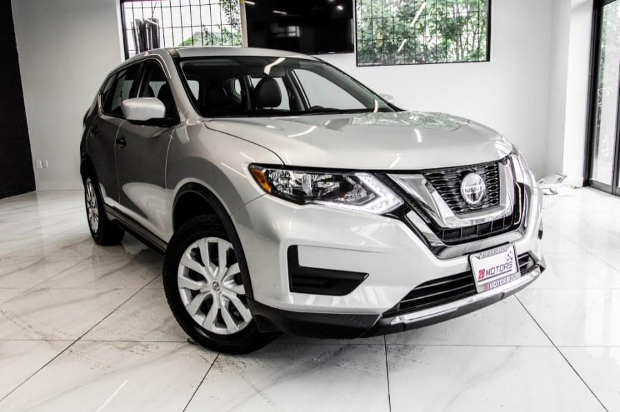 Used Nissan Rogue AWD SV 2018   26 Motors Corp. Bronx, New York