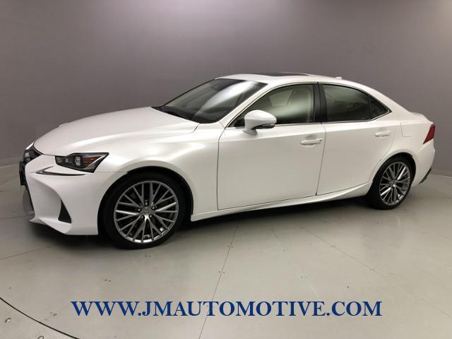 2017 Lexus IS Is photo