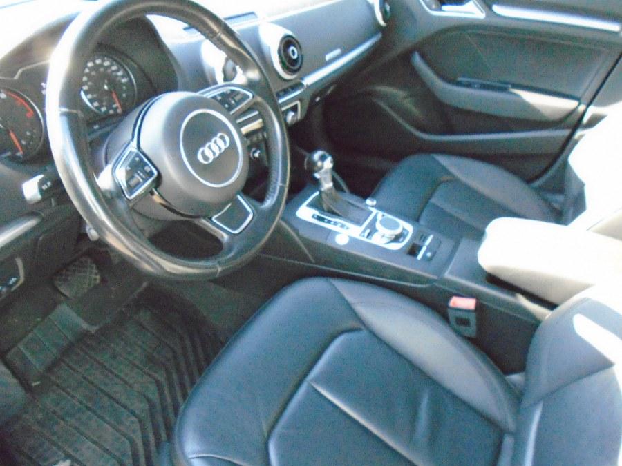 Used Audi A3 4dr Sdn quattro 2.0T Premium Plus 2016 | Jim Juliani Motors. Waterbury, Connecticut