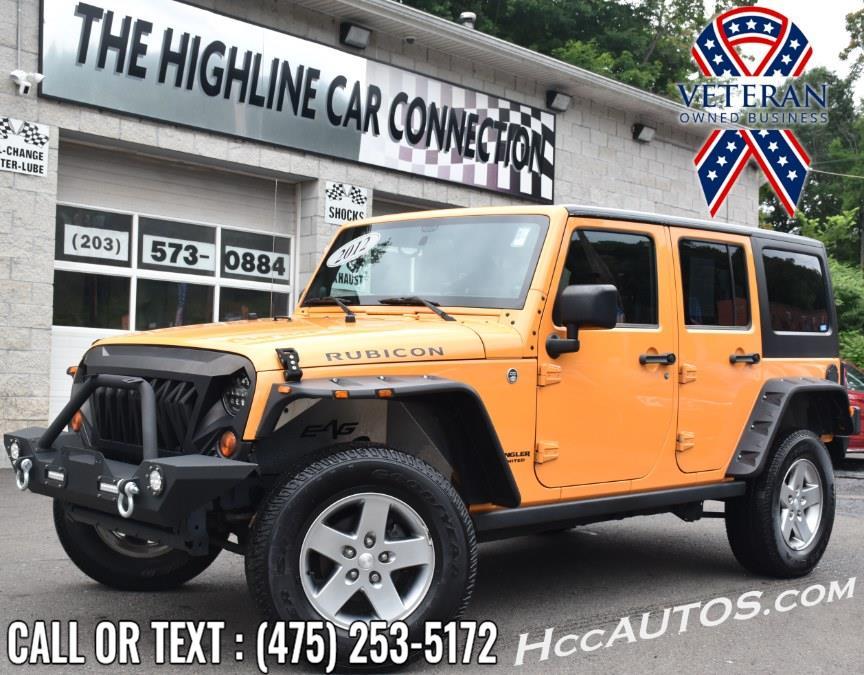 Used 2012 Jeep Wrangler Unlimited in Waterbury, Connecticut | Highline Car Connection. Waterbury, Connecticut