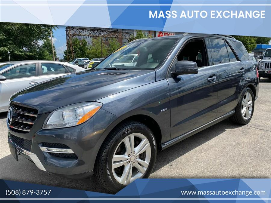 Used 2012 Mercedes-benz M-class in Framingham, Massachusetts | Mass Auto Exchange. Framingham, Massachusetts