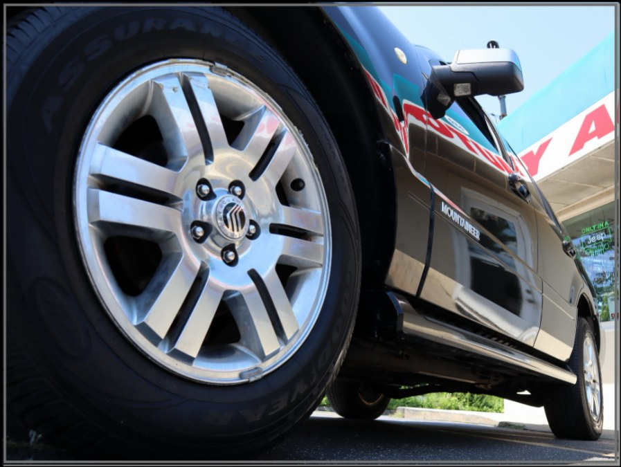 Used Mercury Mountaineer AWD 4dr V6 Premier 2008 | My Auto Inc.. Huntington Station, New York
