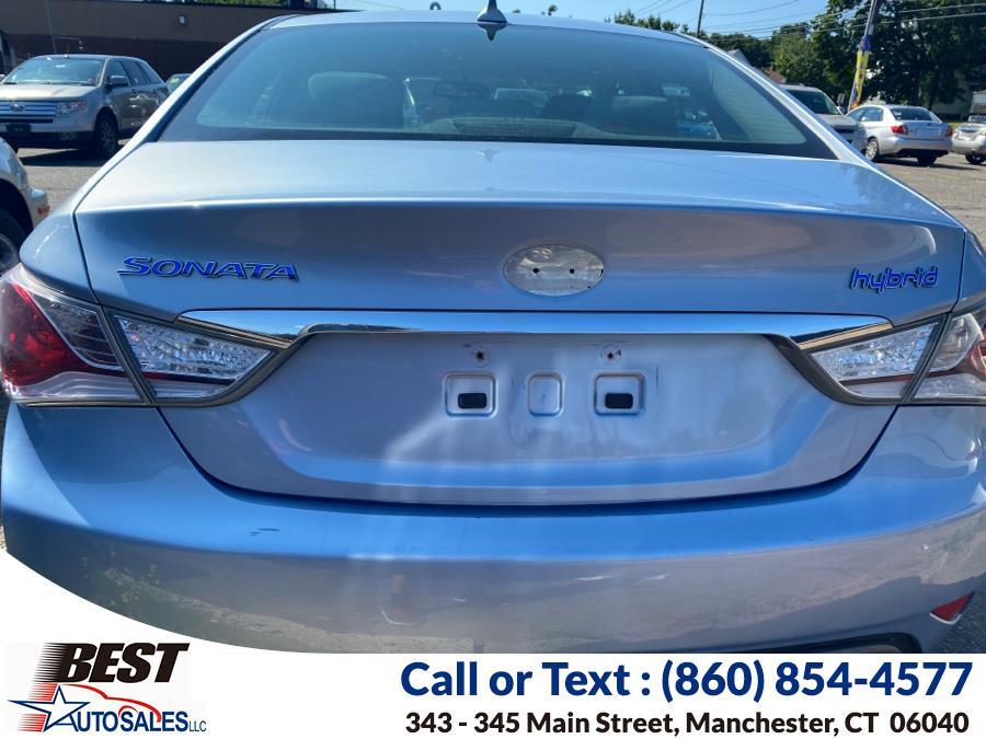 Used Hyundai Sonata Hybrid 4dr Sdn 2013 | Best Auto Sales LLC. Manchester, Connecticut