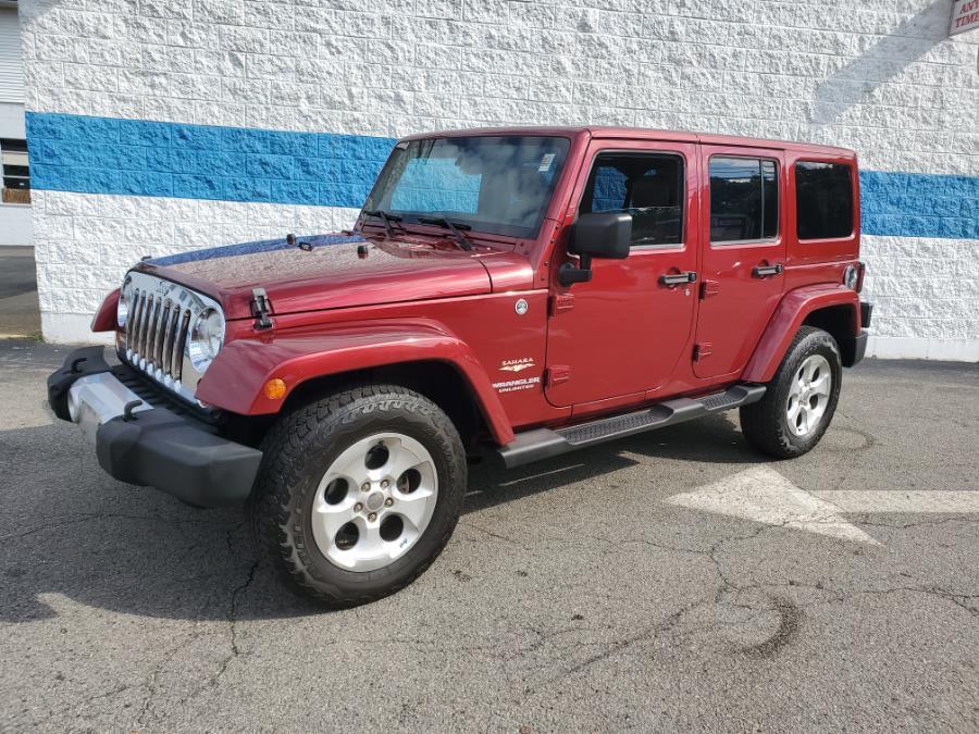 Used 2013 Jeep Wrangler Unlimited in Brockton, Massachusetts   Capital Lease and Finance. Brockton, Massachusetts