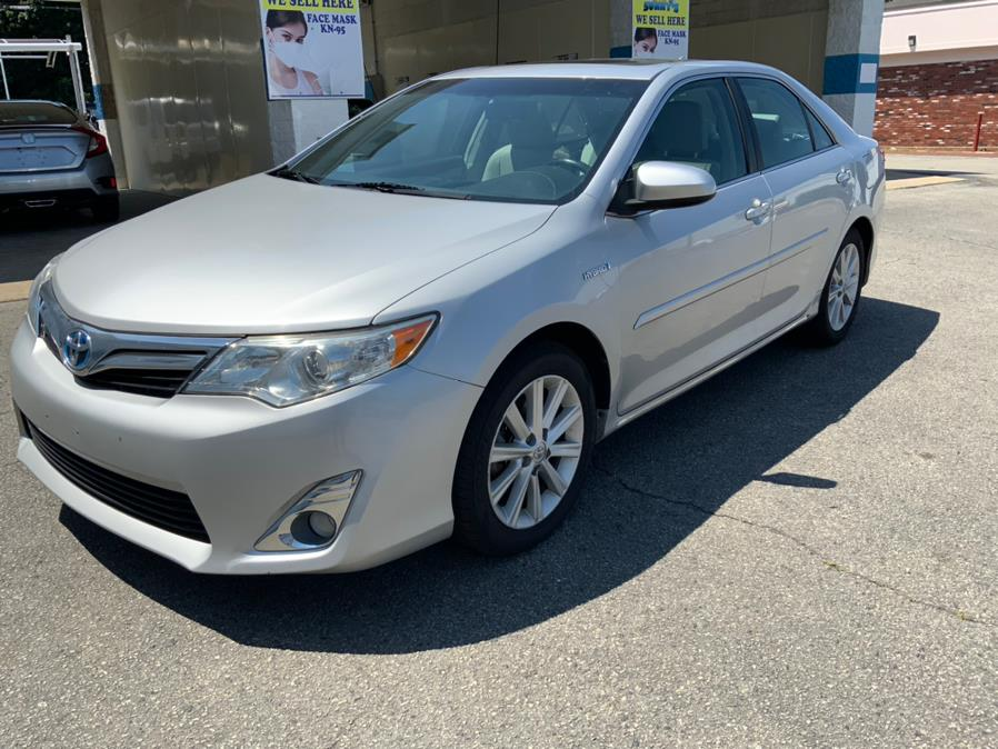 Used Toyota Camry Hybrid 2014.5 4dr Sdn XLE (Natl) 2014   Capital Lease and Finance. Brockton, Massachusetts